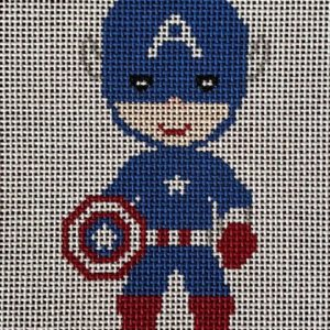 A Stitch in Time Captain America ASIT 221
