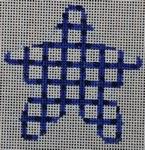 Associated Talent Blue Weave Mini Star CT-2005B