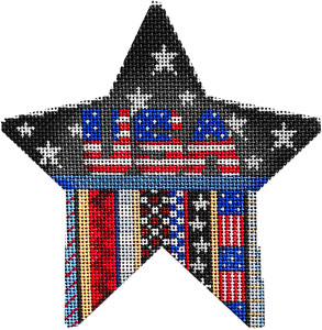 Associated Talent USA Large Star CT-1992