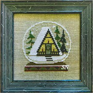 Bent Creek A Frame Lodge Globe Kit