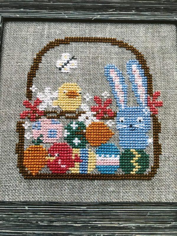 Bent Creek Basket Full of Easter Kit