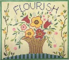 Birds of a Feather Flourish SW122