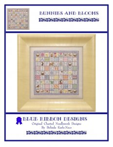 Blue Ribbon Designs Bunnies and Blooms
