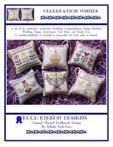 Blue Ribbon Designs Celebration Wishes