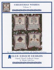 Blue Ribbon Designs Christmas Wishes 3