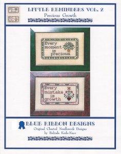 Blue Ribbon Designs Little Reminders Vol 2
