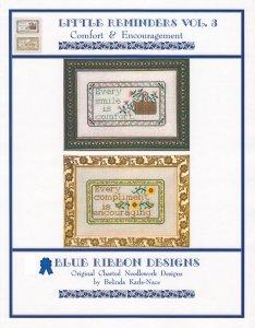 Blue Ribbon Designs Little Reminders Vol 3