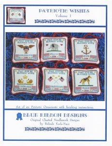 Blue Ribbon Designs Patriotic Wishes 1