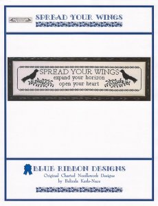 Blue Ribbon Designs Spread Your Wings