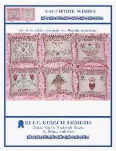 Blue Ribbon Designs Valentine Wishes