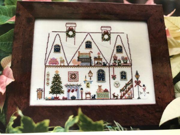 Brightneedle Christmas House
