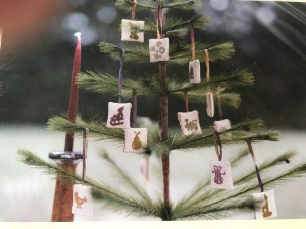 Brightneedle Feather Tree Ornaments