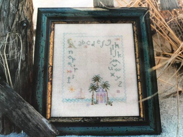 Brightneedle Key West Sampler
