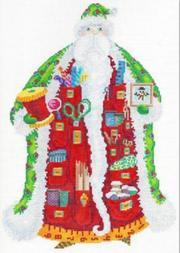 CBK Michele Noiset Stitcher Santa MN-PL23
