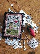 Chessie & Me Berry House Stitch Book