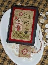 Chessie & Me Tudor Rose Stitch Book