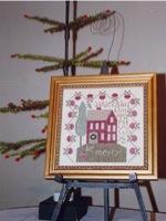 Ewe & Eye & Friends Christmas House Sampler