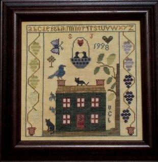 Examplars From the Heart Green House Sampler