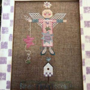Fanci That Folk Art Spring Angel