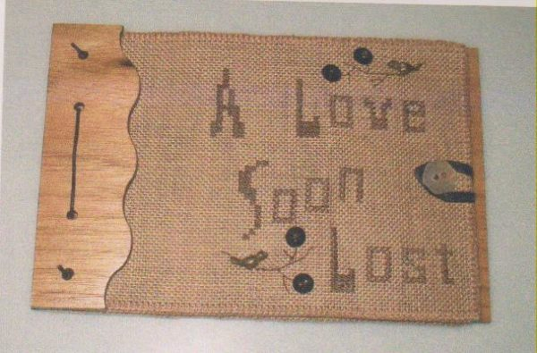 Fern Ridge A Love Soon Lost Kit