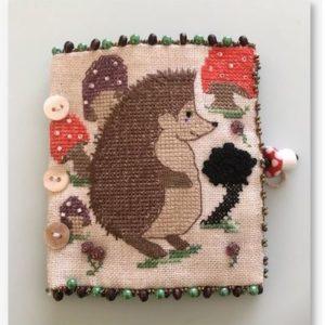 Fern Ridge Herman the Hedgehog Needle Book