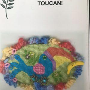 Fern Ridge I Can, You Can Toucan