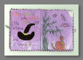 Fern Ridge Little Witches Needlecase
