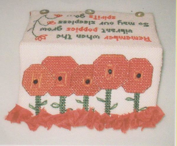 Fern Ridge Remember the Poppies Case