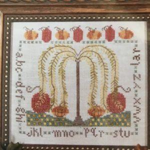 Hillside Samplings Autumn Willow
