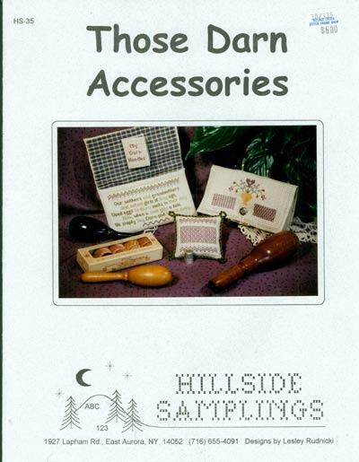 Hillside Samplings Those Darn Accessories
