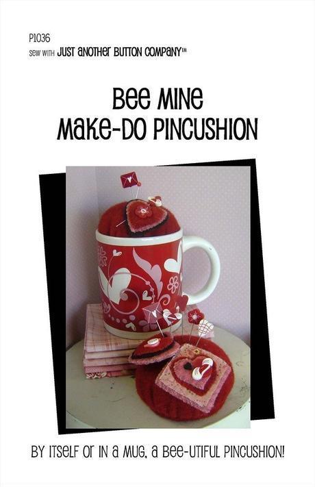 JABC Bee Mine Pincushion Kit