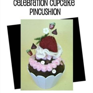 JABC Celebration Cupcake Pincushion Kit