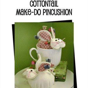JABC Cottontail Pincushion Kit