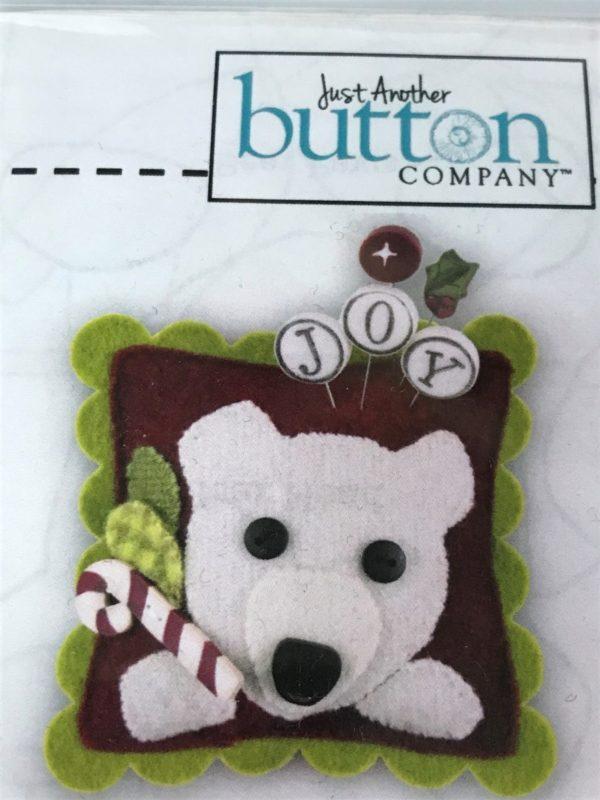 JABC Seasonal Slider Peppermint Bear Kit