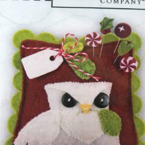 JABC Seasonal Slider Peppermint Owl Kit