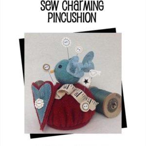 JABC Sew Charming Pincushion Kit