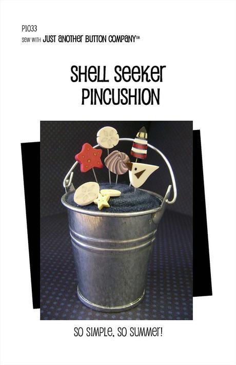 JABC Shell Seeker Pincushion Kit