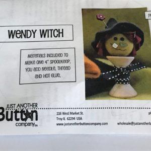 JABC Wendy Witch Spoolkeep
