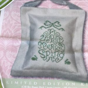 JBW Designs A Very Merry Spring Limited Edition Kit
