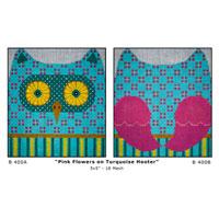 JP Needlepoint Juli's Hooters Double Sided JP B400A