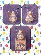 Just Nan Birthday Mouse
