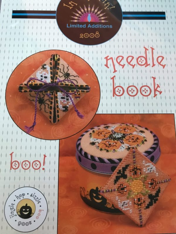 Just Nan Boo Needle Book