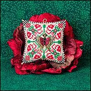 Just Nan Christmas Butterfly Ornament