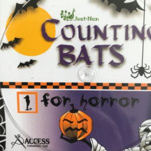 Just Nan Counting Bats Limited Edition Silk Thread Kit