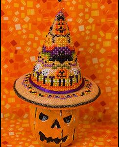 Just Nan Hagathas Orange Hat