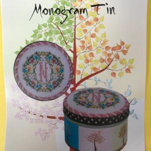 Just Nan Harmony Monogram Tin Kit