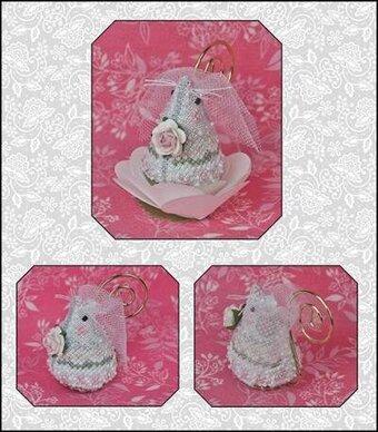 Just Nan Juliet the Bride Mouse