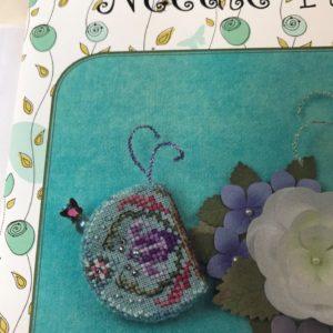 Just Nan Needle Flutters Angel