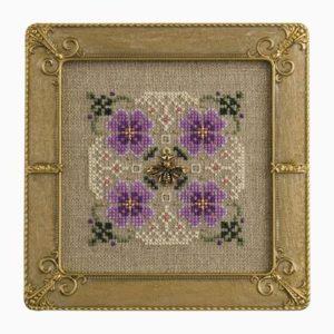 Just Nan Royal Blossoms Frame