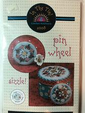 Just Nan Sizzle Pin Wheel